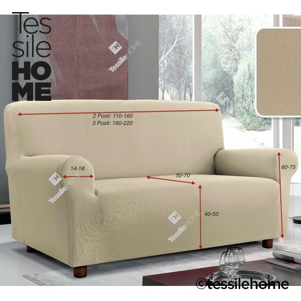 Misure divano 3 posti interesting dimensioni divano posti - Divano due posti misure ...